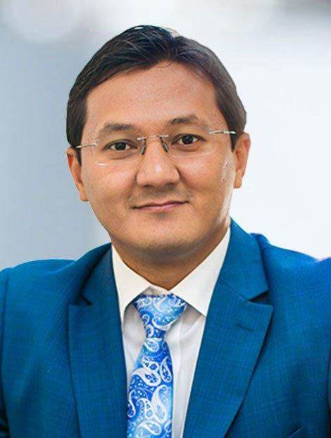 Manas Muratbekov, Esq