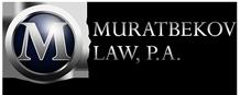 MURATBEKOV LAW, P.A. Logo